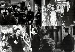 """Cca 1974 Anglia, ,,Puha ágyak, Kemény Csaták"""" Című Angol Film 13 Db Produkciós Filmfotója, Pánczél György (1920-?) Filmt - Non Classificati"""