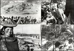 "Cca 1969 Peru, ,,Tupac Amaru Földjén"" Című Perui-szovjet Film 11 Db Produkciós Filmfotója, Pánczél György (1920-?) Filmt - Non Classificati"