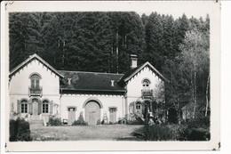 Carte ( Format 14,5 X 9,8 Cm ) Forêt De LA JOUX Maison Forestière édition Covin FRASNE Doubs - Other Municipalities