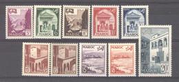 Maroc  :  Yv  306-14  ** - Unused Stamps