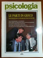 Le Parti In Gioco - AA.VV. - Giunti - 1992- M - Medicina, Psicologia