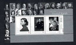 Canada  2008  -  Sc 2271**  Art Canada Yousuf Karsh   MNH - Blocks & Sheetlets