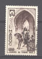 Maroc  :  Yv  323  (o) - Gebruikt