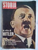 Storia Illustrata 128 1968 Hitler Ultimo Zar Città Anseatiche Savonarola Dubcek Togliatti De Tolomei Afrika Korps Nigra - Prime Edizioni