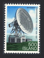 Iceland 75th Anniversary Of Icelandic Telephone Service 1981 MNH SG#602 - Neufs