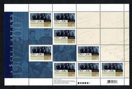 Canada 2008 - Sheet Law Societyof Saskatchewan MNH - Blocks & Sheetlets