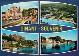Belgique - Dinant Sur Meuse - Multivues - CPM - Voir Scans Recto-Verso - Dinant