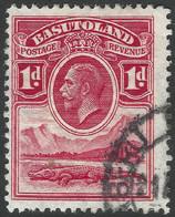 Basutoland. 1933 KGV. 1d Used SG 2 - 1933-1964 Crown Colony