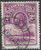 Basutoland. 1933 KGV. 2d Used SG 3 - 1933-1964 Crown Colony