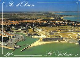 17 - Ile D'Oléron - Le Château - Vue Aérienne - Ile D'Oléron
