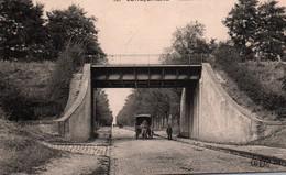 91- Longjumeau Route De Paris+ Place Du Marché - Longjumeau