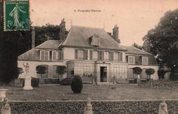 91- Longjumeau Propriété Pierron + Hôtel De Ville Et Le Postillon - Longjumeau