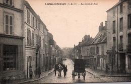 91- Longjumeau Grande Rue - Longjumeau