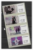 Féroé 2021 Vignettes Distributeurs Neuves Conteurs - Faroe Islands