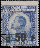 Yougoslavie 1925 ~ YT 169 - 50 / 3 D. Alexandre 1er - Usati