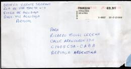 España - 2021 - Carta - Sello Autoadhesivo - A1RR2 - 2011-... Lettere