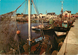 14 - Grandcamp Maisy - Le Port - Bateaux - CPM - Carte Neuve - Voir Scans Recto-Verso - Otros Municipios