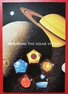 USA 2000 SISTEMA SOLARE - Blocks & Sheetlets