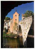 48 - Pont De Montvert - Le Pont Sur Le Tarn - Flamme Postale - CPM - Voir Scans Recto-Verso - Le Pont De Montvert
