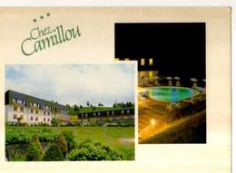 48 AUMONT AUBRAC Chez Camillou Hotel Restauran Route Du Languedoc - Aumont Aubrac