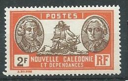 Nouvelle-Calédonie YT N°157 Bougainville Et La Pérouse Neuf ** - Neufs