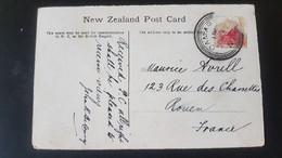 Dunedin - Used In Oamaru - Used Stamps
