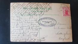 Lake Wakatipu - Used In Bluff Sent To Nottingham England - Used Stamps