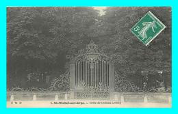 A820 / 141 91 - SAINT MICHEL SUR ORGE Grille Du Chateau Lormoy - Saint Michel Sur Orge