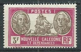 Nouvelle-Calédonie YT N°158 Bougainville Et La Pérouse Neuf ** - Neufs
