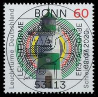 BRD BUND 2020 Nr 3552 ESST Zentrisch Gestempelt X38179E - Usados