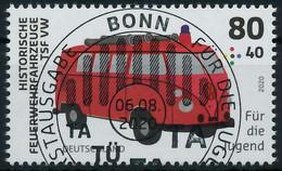 BRD BUND 2020 Nr 3557 ESST Zentrisch Gestempelt X3935EA - Usados