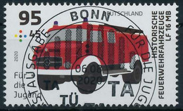 BRD BUND 2020 Nr 3558 ESST Zentrisch Gestempelt X393636 - Usados