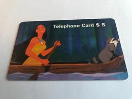 15:509 - USA Pocahontas Disney - Other