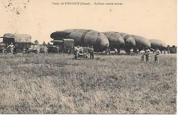 A/474           02    Camp De Sissonne          - Ballons Contre Avions   -   Le Parc - Sissonne