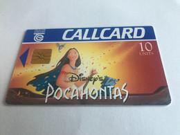 15:520 - Ireland Chip Pocahontas Disney - Ireland