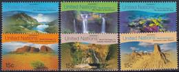 UNO NEW YORK 1999 Mi-Nr. 809/14 ** MNH - Ungebraucht