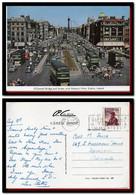 1957 Ireland EIRE Postcard O'Connell Bridge Dublin Sent To Scotland SLOGAN - Covers & Documents