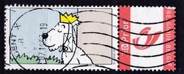 Duostamp Bande Dessinée BD Tintin Chien Milou - Persoonlijke Postzegels