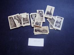 Lot Chromos Images Vignettes Monuments Du Monde - Sammelbilderalben & Katalogue