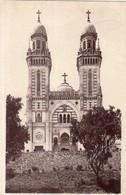 Algérie,Cpsm Bone,Façade De La Basilique Saint-Augustin - Otras Ciudades