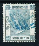 Hong Kong (Británico) Nº 9 Usado - Used Stamps