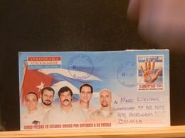 95/118 AEROGRAMME  CUBA  2007 - Lettres & Documents