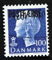 Danmark 1975 MiNr.47I (o) (parti G 1226 ) - Paketmarken