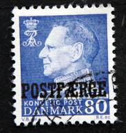 Danmark 1967 POSTFÆRGE  MiNr.42   (O) (parti G 1252) - Paketmarken