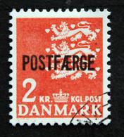 Danmark 1972 MiNr.45  (O) (parti G 1239) - Paketmarken