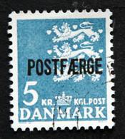 Denmark   1972    MiNr.44  (O) (lot G 1194  ) - Paketmarken