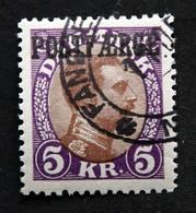 Denmark 1941  Parcel Post (POSTFÆRGE).   Minr.24    (0 )  ( Lot  G 1271) - Paketmarken
