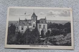 D833, Wiesbaden, Villa Hedwig, Allemagne - Wiesbaden