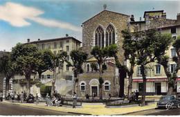 38 - Vienne - Place Du Jeu De Paume Et Eglise Saint André Le Bas - Vienne