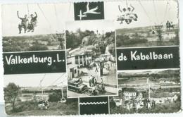 Valkenburg 1960; Kabelbaan, Meerluik - Gelopen. (Gebr. Simons - Ubach Over Worms) - Valkenburg